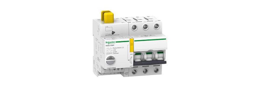 Disjoncteurs magnéto thermiques Gamme iC60